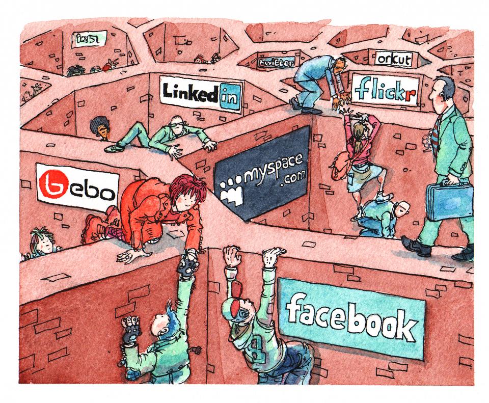 La community e il social networking per le aziende