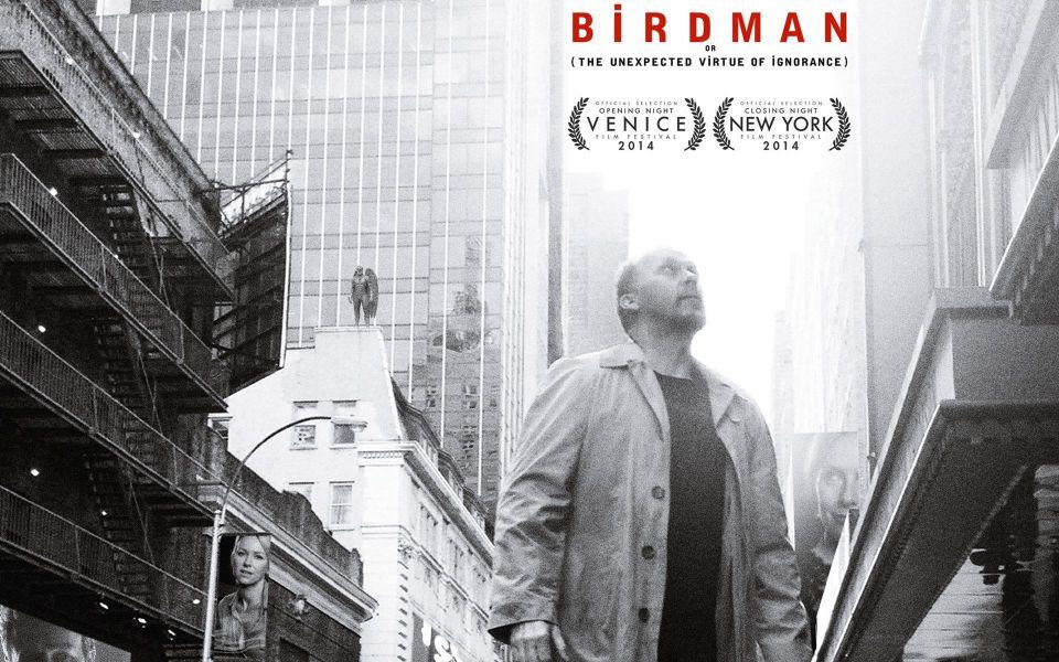 Birdman. Non è facile cambiare faccia