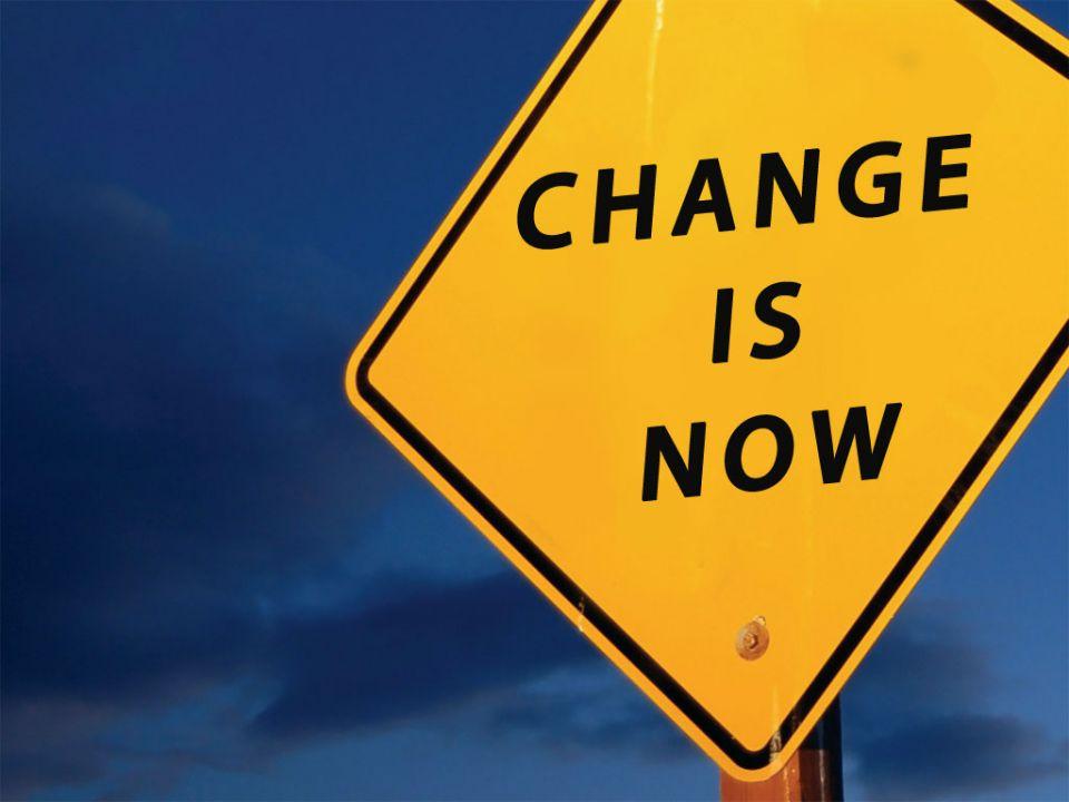 Il cambiamento? È già dentro di voi (e nella vostra organizzazione)