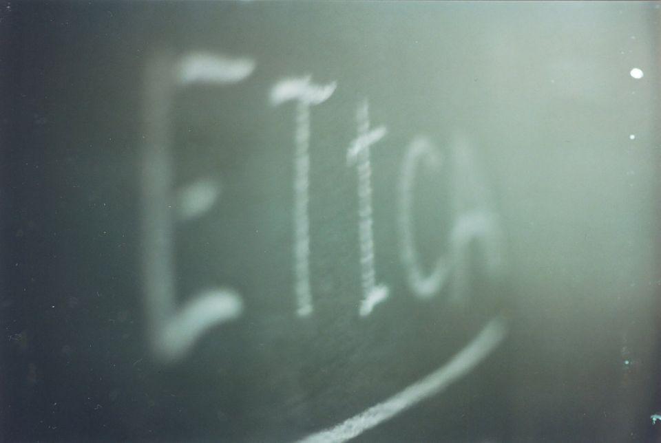 L'Etica e il problema di metterla in pratica