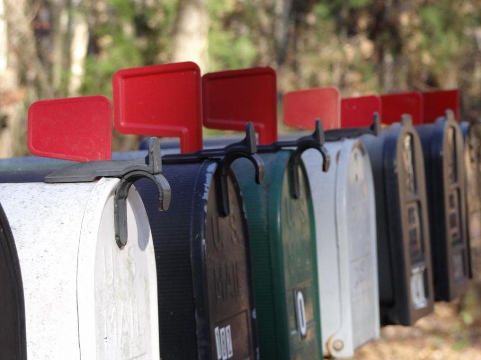 la gestione della posta elettronica