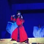 "Opera Turandot - at the ""Birds Nest"" (National Olympic Stadium) Beijing, China"