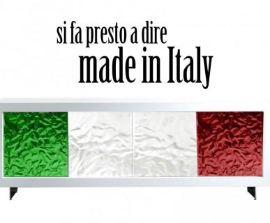 """Made in Italy"", e quindi?"