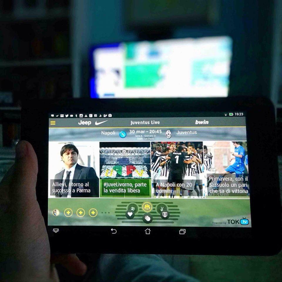 Progettare per la Social TV con gli utenti