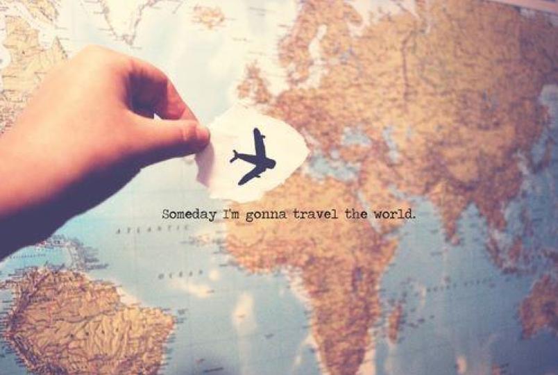 Lavorare in viaggio per il mondo aiuta i clienti dei creativi