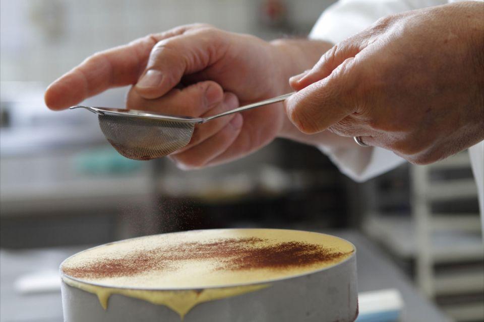 Colazione da Gino Fabbri, un simbolo della pasticceria italiana