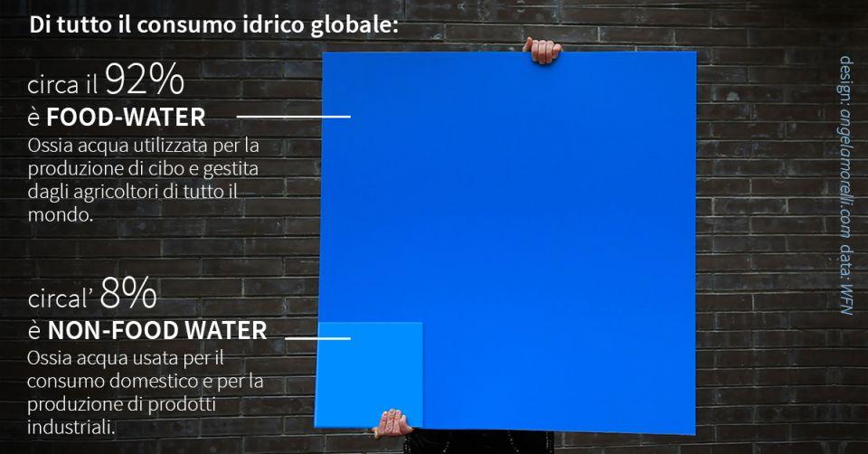 Expo 2015: perché governi e grandi produttori non parlano dell' acqua che mangiamo?