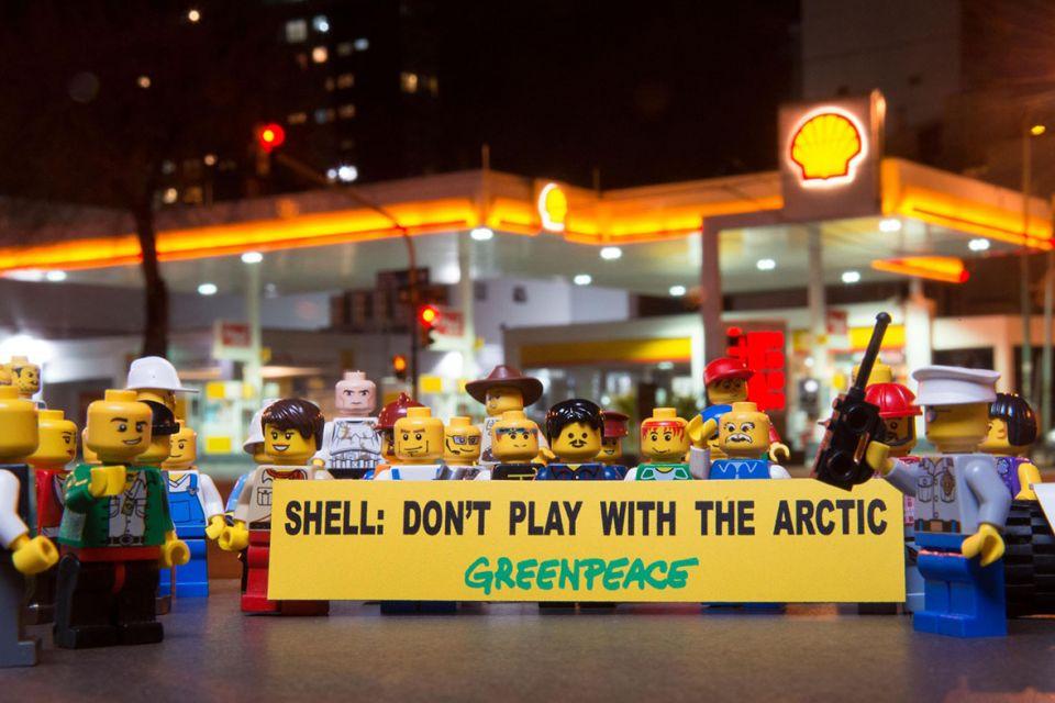 ll rapporto tra lobbismo e pubblicità: il caso Lego-Shell