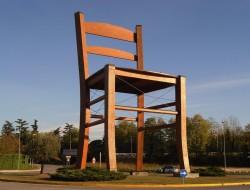 La sedia del Papa