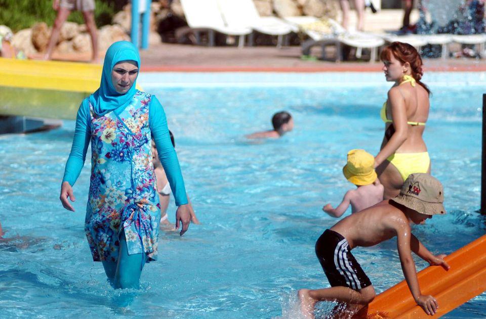 Com'è la pausa estiva per una musulmana che vive in Italia