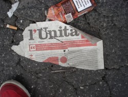 Le pause forzate de l'Unità
