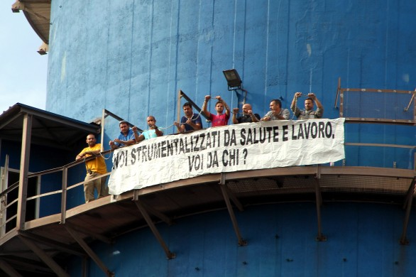 Con l'llva di Taranto, il sottosviluppo è una promessa