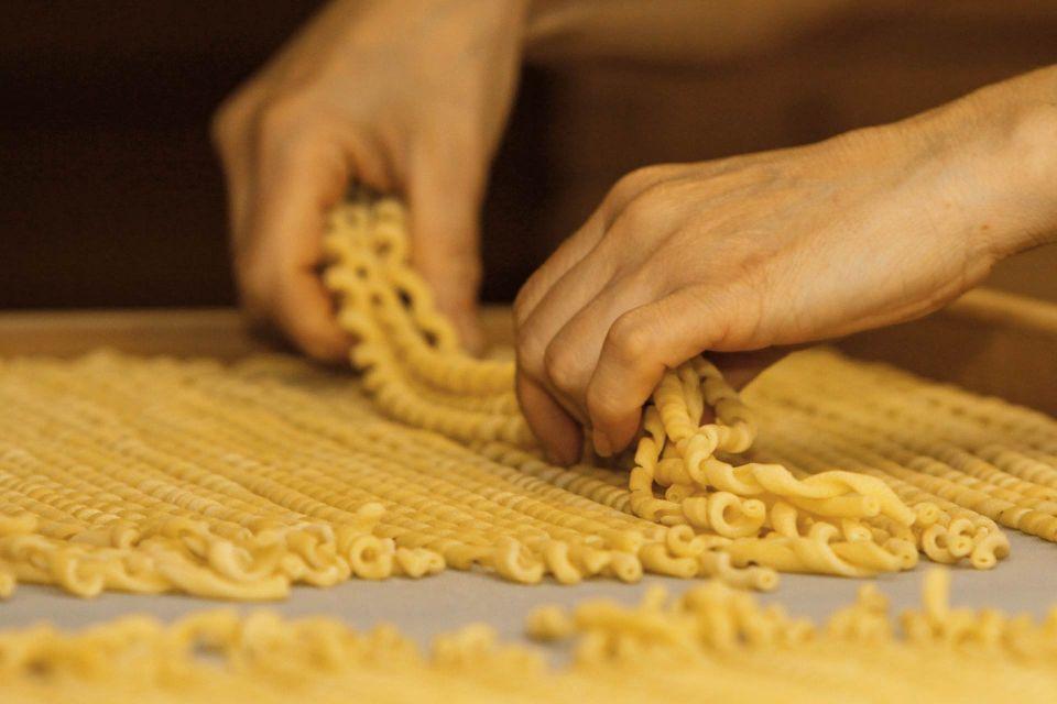 Il Made in Italy della pasta campana sta tutto nella manodopera
