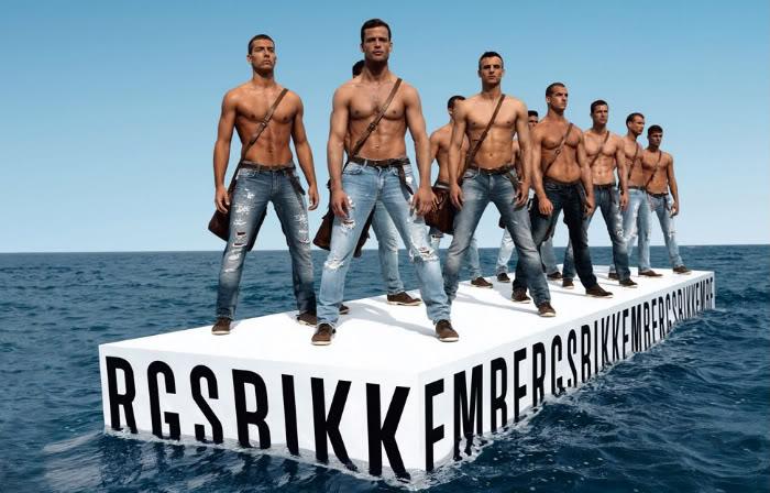 Bikkembers, campagna primavera/estate 2011