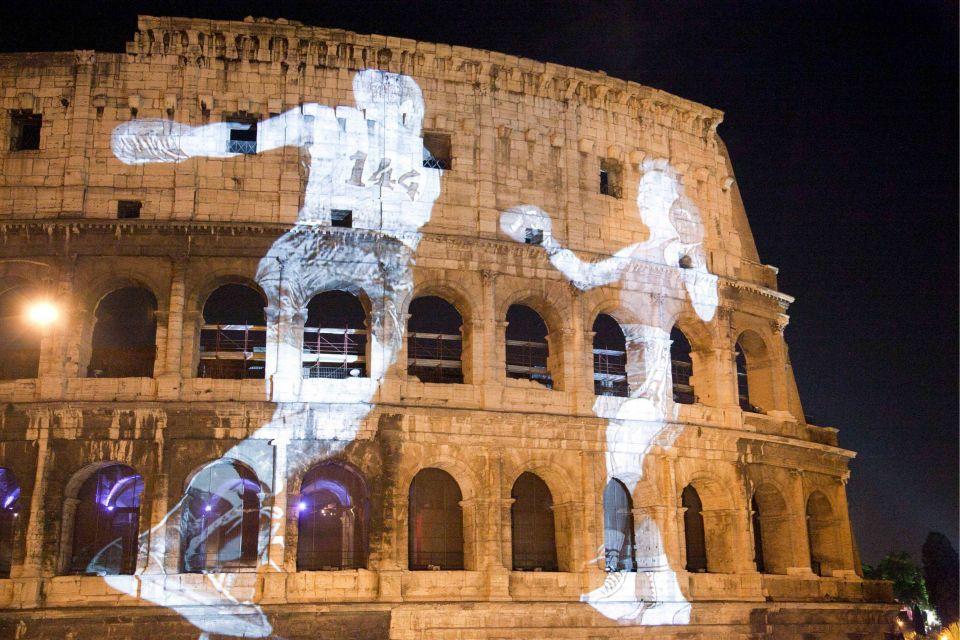 Per le Olimpiadi 2024 Roma compete col suo mito