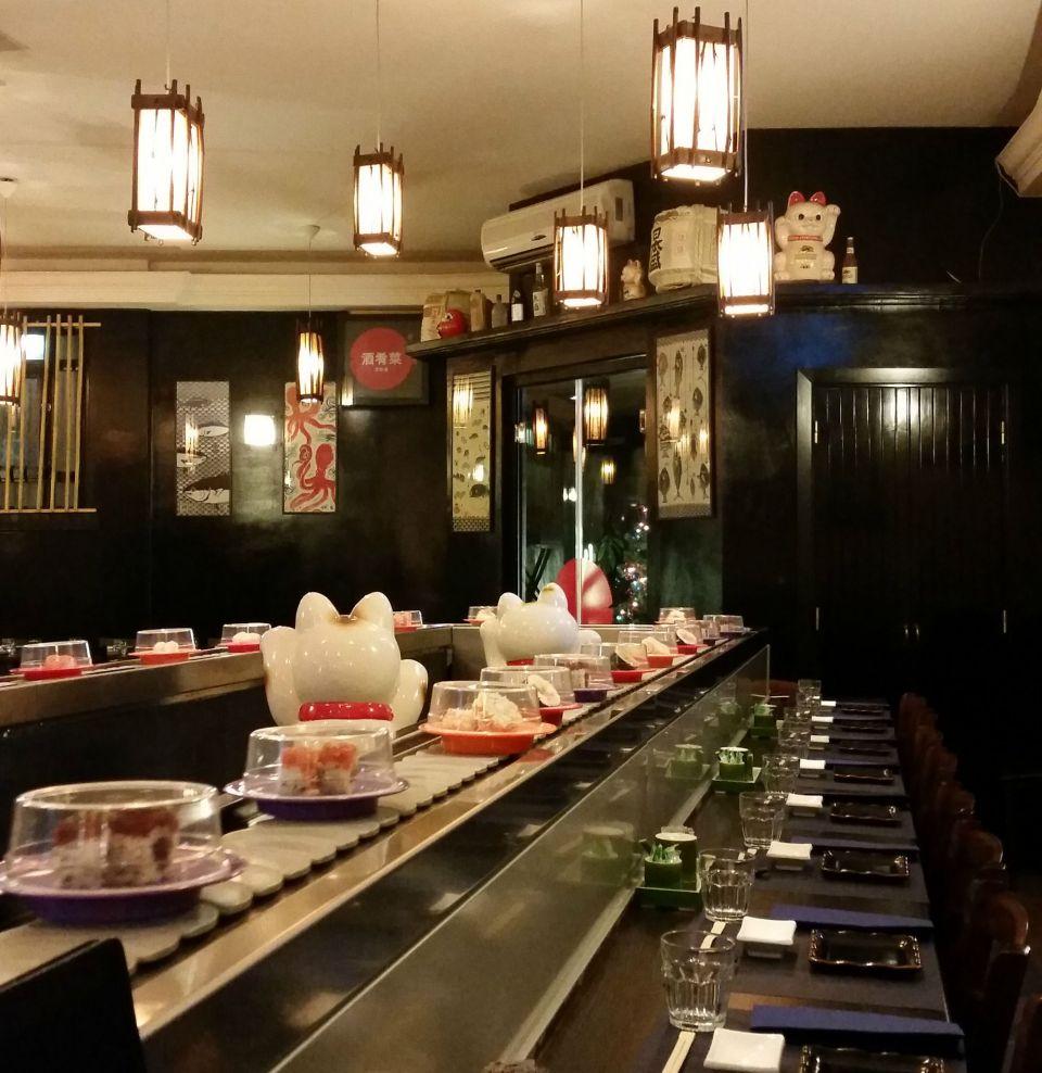 Pausa pranzo zen da Sakana Sushi