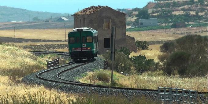 Trenitalia va a Matera con l'Alta Velocità immaginaria