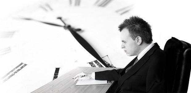 Confusione tra lavoro, tempo libero e salario