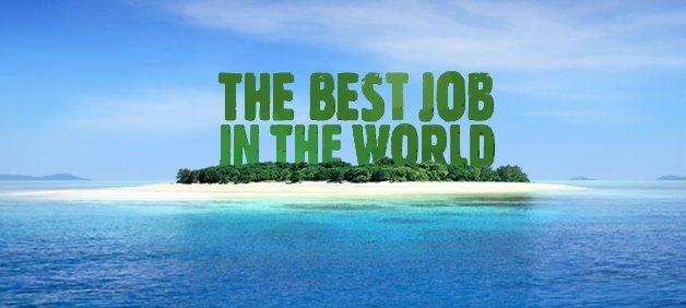 The Best job in the world, il Graal del terzo millennio