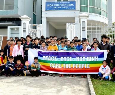 Ippocrate lavora in Vietnam
