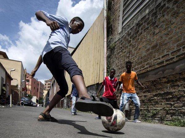 Lo sport come progetto per l'integrazione dei migrati