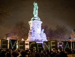 Il movimento francesce Nuit Debout continua a stupire