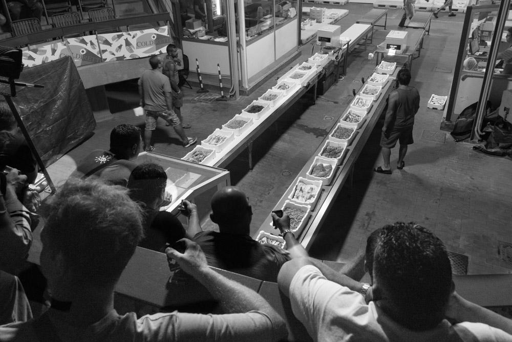 Work with the sea – i gesti del mercato