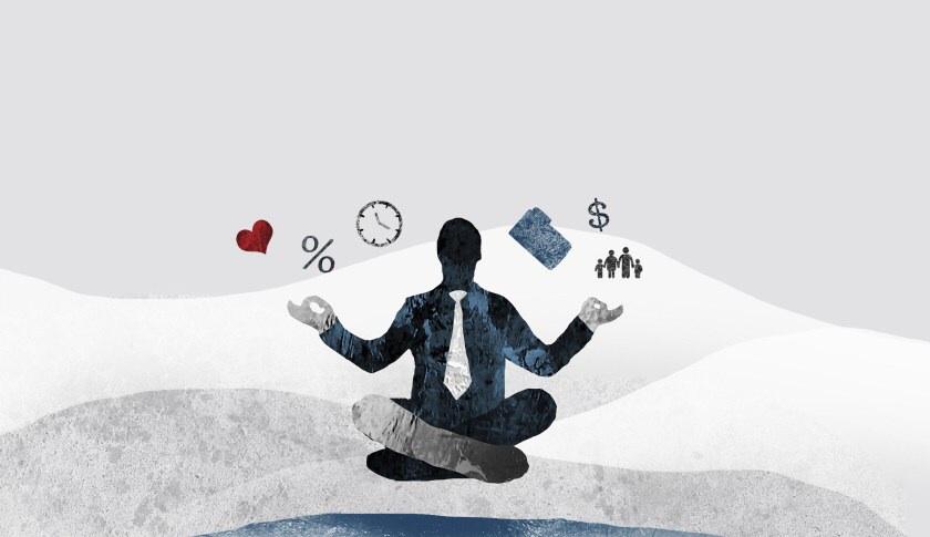 Lavoro e vita privata: cosa dice la bilancia?