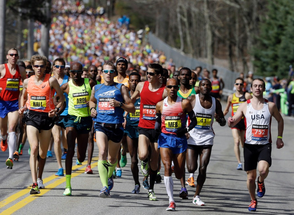 Sopravvivere all'attentato di Boston e tornare a correre