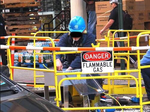 Sicuro di lavorare al sicuro?