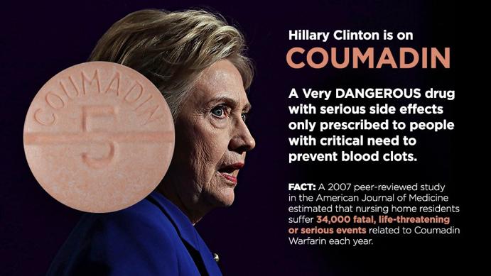 Trump e la pillola rosa della presidentessa mancata