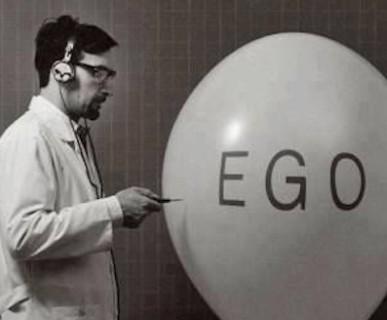 Il gigante (ego) e la bambina