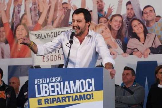 Salvini referendum