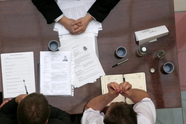 Ai colloqui di lavoro non si assume una check-list