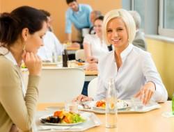 """Intanto la parola """"mensa"""" cede il posto al """"ristorante aziendale"""""""