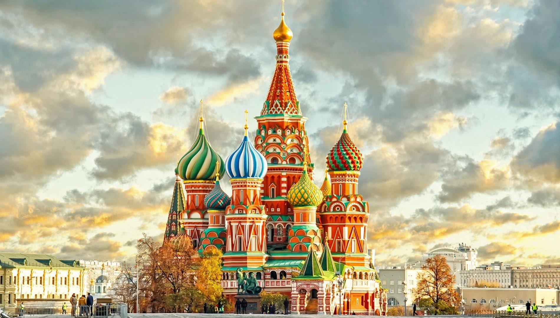 Una giornata di lavoro a Mosca