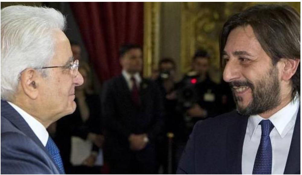 Mattarella_Muscia_Nomina a Cavaliere
