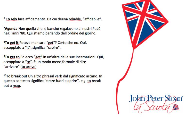 John Peter Sloan traduzione 2