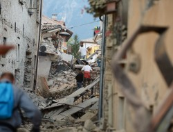 Appartiene ad una economia e ad una cultura comune tutto ciò che ha tremato nelle regioni colpite dal sisma