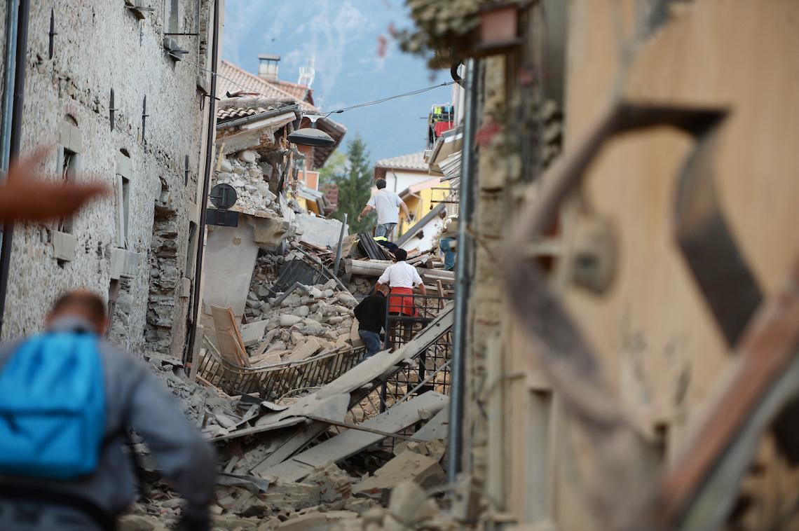 Il terremoto siamo noi