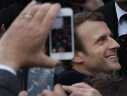 Macron e Le Pen sotto la lente dei tweet