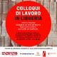 """""""Colloqui di Lavoro"""" in libreria – Milano e Padova"""