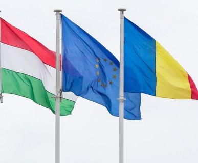 bandiere dell'est europa