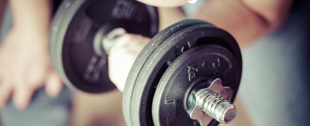 bodybuilding allenamento con peso