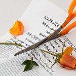 separazioni: forbice taglia contratto di matrimonio
