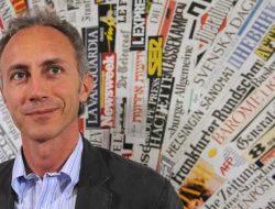 Marco Travaglio, direttore del Fatto Quotidiano