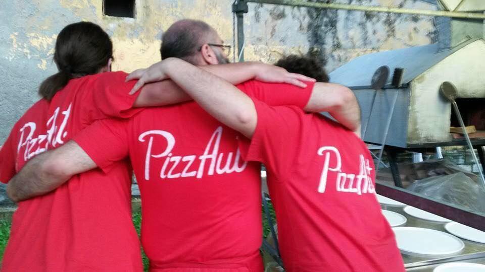Squadra pizzaioli di PizzAut