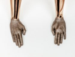mani ibride tra uomo e robot