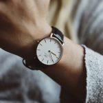 orologio da polso: tempo presente