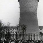 Torre di raffreddamento Pirelli, 1958